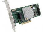 Контроллер 2293901-R Adaptec ASR-8405E (PCI-E v3, MD2, LP) SGL SAS 12G, RAID 0, 1, 10, 4port(intSFF8643), 512Mb onboard, Каб.отдельно