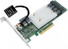 Контроллер Microsemi Adaptec SmartRAID 3154-24I (PCI Express 3.0 x8, LP, MD2), SAS-3 12G, RAID 0,1,10,5,50,6,60, 24port( .... (2294700-R)