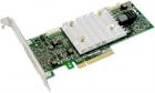 Контроллер Microsemi Adaptec SmartRAID 3151-4I (PCI Express 3.0 x8, LP, MD2), SAS-3 12G, RAID 0, 1, 10, 5, 50, 6, 60, 4p .... (2294900-R)