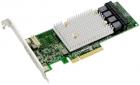 Контроллер Microsemi Adaptec SmartRAID 3154-16I (PCI Express 3.0 x8, LP, MD2), SAS-3 12G, RAID 0, 1, 10, 5, 50, 6, 60, 1 .... (2295000-R)