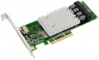 Контроллер Microsemi Adaptec SmartRAID 3154-16I (PCI Express 3.0 x8, LP, MD2), SAS-3 12G, RAID 0, 1, 10, 5, 50, 6, 60, 1 .... (2295000-R)