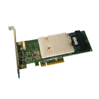 Контроллер жестких дисков Microsemi Adaptec SmartHBA 2100-16i Single (16 internal ports, PCIe Gen3 , x8, , RAID 0/ 1/ 10 .... (2302100-R)
