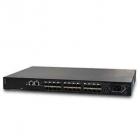 Коммутатор IBM System Storage SAN48B-5/ 6x 2809 8 Gbps SW SFP+ 8-Pack/ 48 x 5605 5m 50u Fiber Optic Cable (LC-LC)/ 7407 .... (2498-F48_10153CZ)