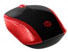 Манипулятор Mouse HP Wireless Mouse 200 (Empress Red) cons (2HU82AA#ABB) (2HU82AA#ABB)