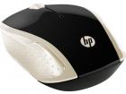 Манипулятор HP Wireless Mouse 200 Silk Gold) cons (2HU83AA#ABB) (2HU83AA#ABB)