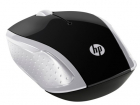 Манипулятор Mouse HP Wireless Mouse 200 (Pike Silver) cons (2HU84AA#ABB)