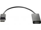 Адаптер HP DisplayPort to HDMI 1.4 Adapter (2JA63AA)