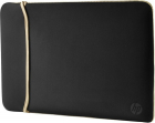 "Аксессуар HP 14.0"" Reversible Sleeve – Black/ Gold cons (2UF59AA#ABB)"