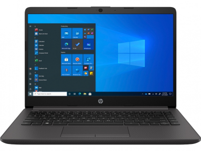 Ноутбук без сумки UMA i7-1065G7 240 G8 / 14 FHD UWVA 250 NWBZ / 8GB 1D DDR4 2666 / SSD 256GB PCIe NVMe Value / W10p64 /  .... (2X7R5EA#ACB)