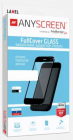 Закаленное защитное стекло FullCover GLASS для Huawei Honor 7C/ Honor 7C Pro/ Y7 2018, ANYSCREEN, (Black) (300198)
