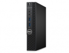 Персональный компьютер DELL Optiplex 3050 Micro, i3-6100T (3, 2GHz), 4GB (1x4GB) DDR4, 500GB (7200 rpm), Intel HD 530, WIn10 P .... (3050-2530)