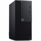 Персональный компьютер Dell Optiplex 3070 MT Core i3-9100 (3, 6GHz) 8GB (1x8GB) DDR4 256GB SSD Intel UHD 630 TPM Linux 1 .... (3070-7681)