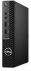 Пк Dell Optiplex 3080 Micro Core i3-10100T (3, 0GHz) 8GB (1x8GB) DDR4 256GB SSD Intel UHD 630 TPM Linux 1y NBD (3080-6643)