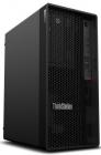 Рабочая станция Lenovo ThinkStation P340 Tower 500W, i7-10700 (2.9G, 8C), 2x8GB DDR4 2933 UDIMM, 512GB SSD M.2, Quadro R .... (30DH00GERU)