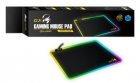 Коврик Genius Mouse PAD GX-Pad 300S, USB, RGB, 320x270x3мм (31250005400)