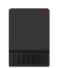 Коврик для мыши Genius G-WMP 200M, с подставкой под запястье (230 x 160 x 20мм) (31250013400)