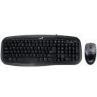 Комплект Genius Smart KM-200 (клавиатура + мышь), Black, USB (31330003402)