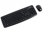 Комплект беспроводной Genius Smart KM-8100 (клавиатура + мышь), Black (31340004402)
