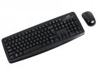 Комплект беспроводной Genius Smart KM-8100 (клавиатура Smart KM-8100/ K + мышь NX-7008), Black (31340004402)