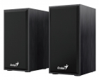 Акустическая система Genius Speaker System SP-HF180, 2.0, 6W(RMS), Black (31730029401)