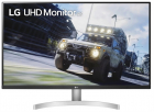 Монитор LCD 31.5'' 16:9 3840x2160(UHD 4K) IPS, nonGLARE, 350cd/ m2, H178°/ V178°, 3000:1, 1.07B, 5ms, 2xHDMI, DP, USB-Hu .... (32UN500-W)