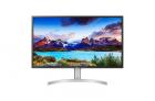 Монитор LCD 32'' [16:9] 3840x2160(UHD 4K) VA, nonGLARE, 400cd/ m2, H178°/ V178°, 3000:1, 1.07B, 4ms, 2xHDMI, DP, USB-Hub .... (32UL750-W)