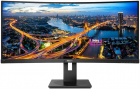 "Монитор 34"" Philips 342B1C изогнутый*1500 2560x1080 75Гц VA W-LED 21:9 4ms(GtG) 1*HDMI2.0 1*HDMI1.4 DP1.2 1*USB-B 4*USB3 .... (342B1C/ 00)"