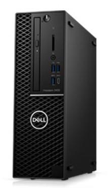 Рабочая станция DELL Precision 3430 SFF E-2124 (3.3GHz) 8GB (1x8GB) DDR4 256GB SSD + 1TB (7200 rpm) Nvidia Quadro P1000 .... (3430-5666)