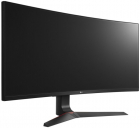 Монитор LCD 34'' [21:9] 2560х1080(UW-UXGA) AH-IPS, Curved, nonGLARE, 300cd/ m2, H178°/ V178°, 1000:1, 16.7M, 1ms, 2xHDMI .... (34GL750-B)