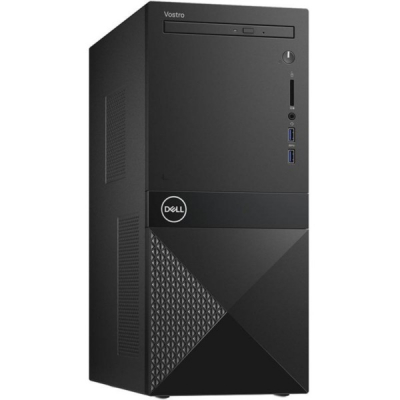 Пк Dell Vostro 3670 MT Core i5-8400 (2, 8GHz) 8GB (1x8GB) DDR4 1TB (7200 rpm) NVidia GT 710 (2GB) MCR 1 year NBD Linux ( .... (3670-5799)