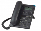 8008 Entry-level DeskPhone, 64x128 pixels, black and white LCD, no backlit, 6 soft keys, 2 fast Ethernet ports, Wideband .... (3MG08010AA)