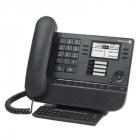 "8028s WW Premium Deskphone Moon Grey, 2, 8"" 64x128 B W backlight display, Wide Band Corded Confort Handset, 4 programmab .... (3MG27202WW)"