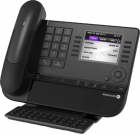 "8068s WW Premium Deskphone Moon Grey, 3, 5"" 320x240 Color display, Wide Band Corded Confort Handset, Bluetooth 4.1 enabl .... (3MG27204WW)"
