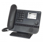 8039s INT Premium Deskphone Moon Grey, 4 grey level display, white backlight, Handsfree, Comfort handset, Magnetic alpha .... (3MG27219WW)