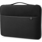 Сумка Case HP 14'' Carry Sleeve Black/ Silver cons (3XD34AA#ABB)