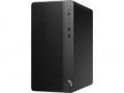 Персональный компьютер HP 290 G2 MT Core i3-8100 / 4GB / 128GB M.2 2280 PCIe NVMe / W10p64 / DVD-WR / 1yw / kbd / USBmou .... (3ZD15EA#ACB)
