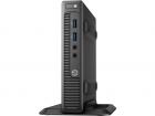 Персональный компьютер HP 260 G2.5 Mini Celeron 3855U, 4GB DDR4-2133 SODIMM (1х4Gb), 32GB SSD, usb kbd/ mouse, Stand, Wi .... (3ZD22ES#ACB)