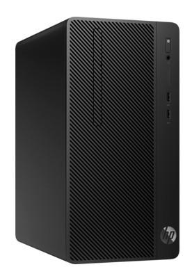 Персональный компьютер HP DT PRO A MT AMD Ryzen 3 Pro, 8GB, 256GB, DVD-WR, usb kbd/ mouse, Win10Pro(64-bit), 1-1-1 Wty( .... (3ZD66EA#ACB)