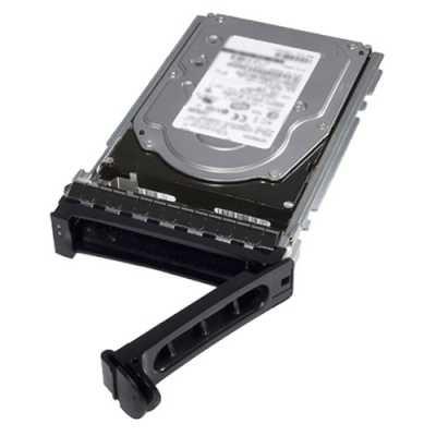 "Жесткий диск DELL 2.4TB LFF (2.5"" in 3.5"" carrier) SAS 10k 12Gbps HDD Hot Plug for 11G/ 12G/ 13G/ 14G T-series/ MD3/ ME4 .... (400-BJRX)"