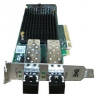 Контроллер DELL Controller HBA FC Emulex LPe31002-M6-D Dual Port, 16Gb Fibre Channel, Low Profile (403-BBLR)