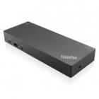 Док-станция ThinkPad Hybrid USB-C with USB-A Dock for E580, E480/ 470, L580, L480/ L470, L380, L380 Yoga, T580/ T570, T4 .... (40AF0135EU)