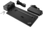Док станция ThinkPad Basic Docking Station - 90W, 2x USB 3.1, 2x USB2.0, Ethernet, 1xDP, 1xVGA, Combo Audio Port, DC-IN  .... (40AG0090EU)