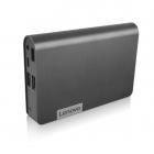 Внешняя батарея для ноутбука Lenovo USB-C Laptop Power Bank (14000mAh)Gun metal Color, 0.316kg (40AL140CWW) (40AL140CWW)