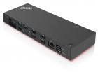 Док-станция для ноутбука ThinkPad Thunderbolt 3 Dock Gen 2 for P51s, P52s, T570/ T580, X1 Yoga (2&3 Gen) (40AN0135EU) (40AN0135EU)