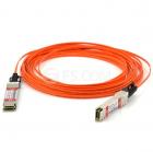 Оптический стековый кабель 40G QSFP+ Optical Stack Cable (included both side transceivers), 5 Meters (40G-AOC-5M)