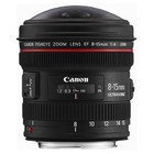 EF 8-15mm f/ 4.0L USM Fish-eye (4427B005)