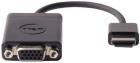 Дополнительные принадлежности и аксессуары Dell Adapter HDMI to VGA (470-ABZX) (470-ABZX)