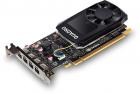 Видеокарта Dell NVIDIA Quadro P1000; Full Height; Kit (490-BDXN) (490-BDXN)