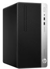 Персональный компьютер HP ProDesk 400 G5 MT Core i5-8500 / 4GB / 500GB HDD / DOS / DVD-WR / 1yw / USBkbd / USBmouse / Se .... (4CZ61EA#ACB)