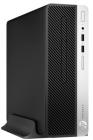 Персональный компьютер HP ProDesk 400 G5 SFF Core i3-8100 / 4GB / 500GB HDD / W10p64 / DVD-WR / 1yw / USBkbd / USBmouse  .... (4CZ82EA#ACB)